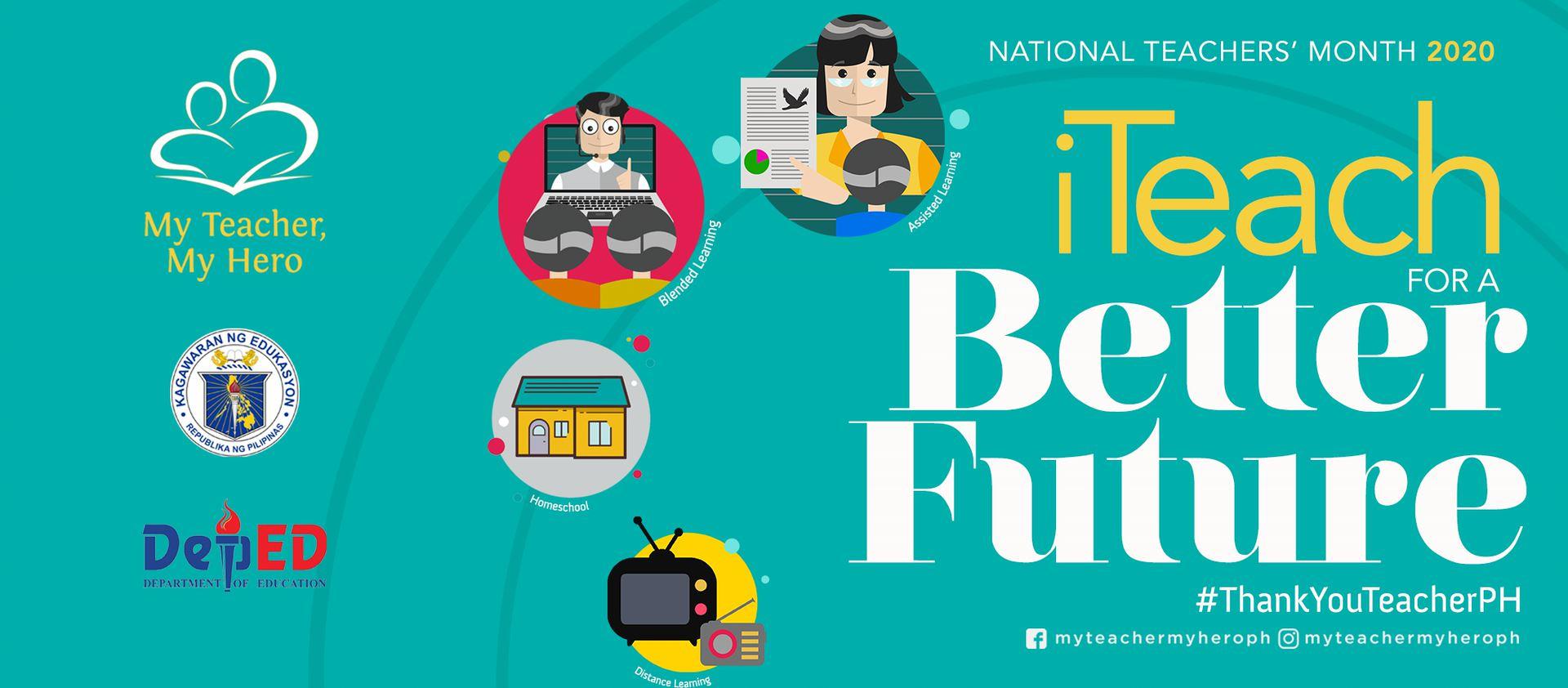 National Teachers' Month 2020